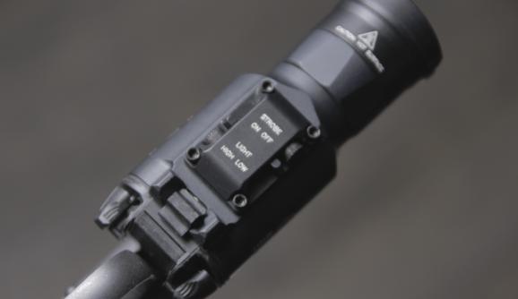surefire xh30 strobe control module