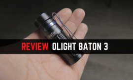 Review Guide – Olight BATON 3 Mini EDC Light
