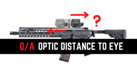 Ideal Optic Distance From Eye [Explained With Pictures]