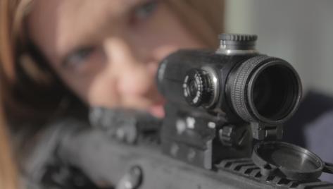 Eye relief vortex spitfire ar prism sight