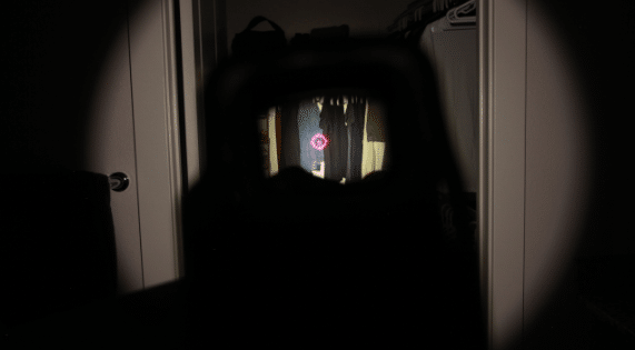 eotech exps3 in the dark