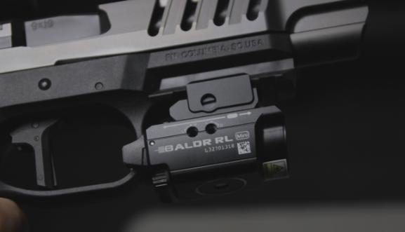 fn 509 ls edge with olight baldr mini RL