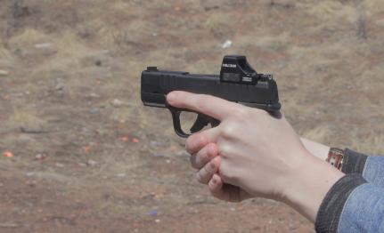 holosun 507k x2 on hellcat pistol