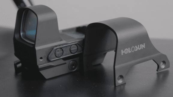 holosun 510c lens hood protector