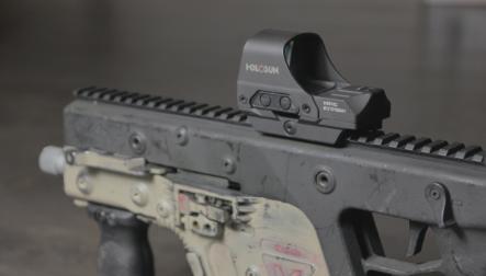 holosun 510c on kriss vector 9mm