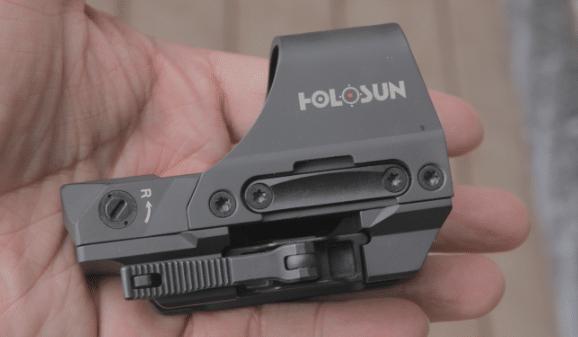 holosun 510c overall impression