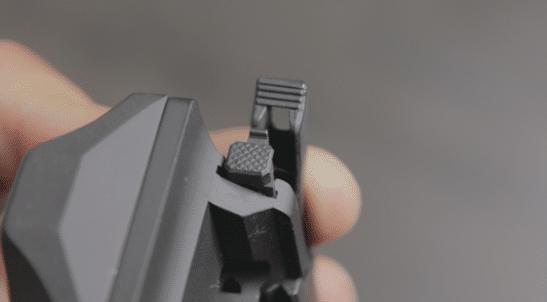 holosun 510c qd throw lever hook