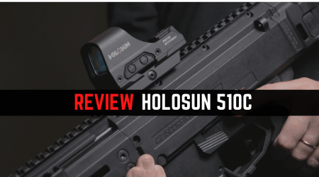 Read more about the article Review Holosun 510C Reflex Sight [Hottest Selling]