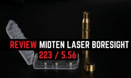 MidTen 223 Laser Boresight Review