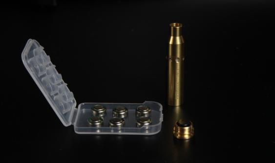 midten 223 laser boresight unpackaging