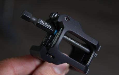 scalarworks leap mount long screw bit tool