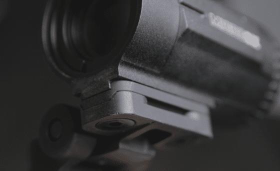 vortex micro 3x mount base riser