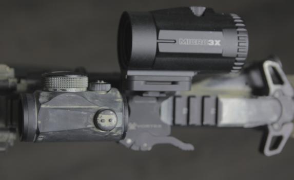 vortex micro 3x on mk18