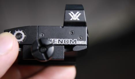 vortex venom mount