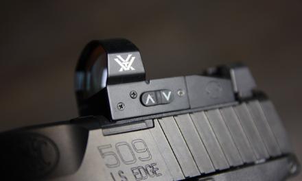 vortex venom red dot sight adjustment buttons