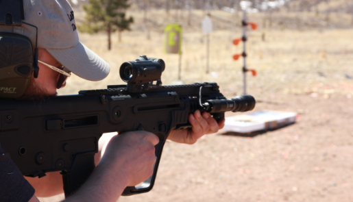 x95 with aimpoint micro h1