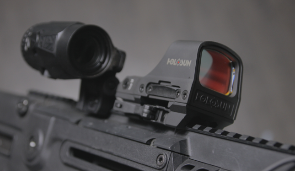 x95 with holosun 510c