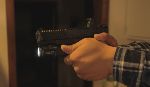 zev glock 19 with streamlight tlr 7a