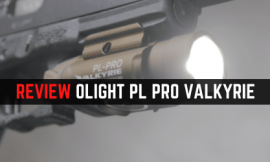 Review Olight PL PRO VALKYRIE Pistol Light [REChargeable]