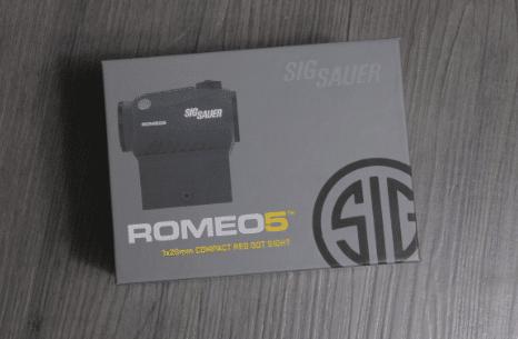 sig romeo5 packaging