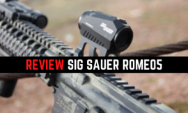 Review Sig Sauer ROMEO 5 Red Dot Sight [Top Seller]