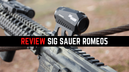 Read more about the article Review Sig Sauer ROMEO 5 Red Dot Sight [Top Seller]