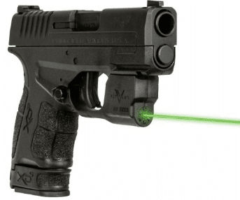 springfield xds with viridian REACTOR TL GEN 2