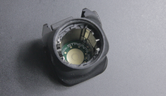 streamlight tlr 7 sub battery compartment