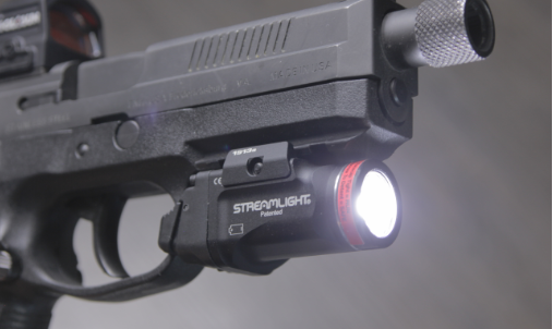 streamlight tlr 7 sub on fn 45 tactical