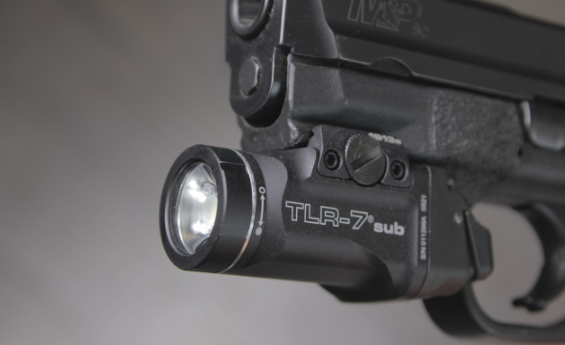 streamlight tlr 7 sub on mp 9c