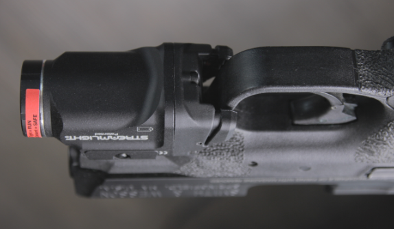 streamlight tlr 7 sub side view