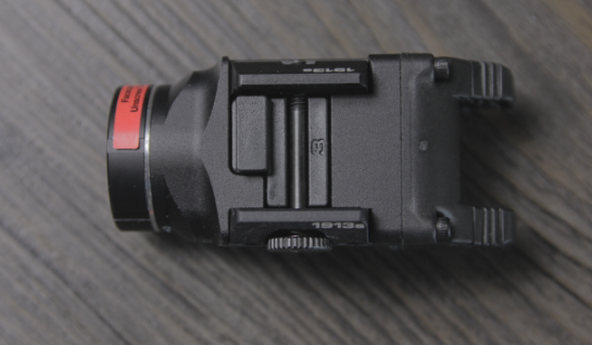 streamlight tlr 7 sub top view
