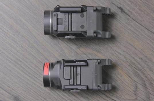 streamlight tlr 7 sub vs A flex
