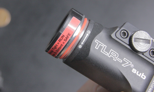 streamlight tlr7 sub waterseal o ring