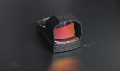 swampfox red dot sentinel front lens