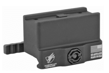 American defense mfg aimpoint mount