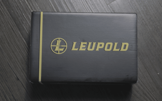 Leupold deltapoint pro packaging