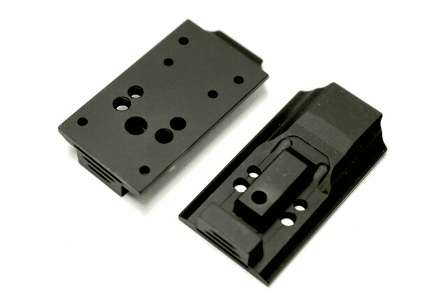 Ruger GP1000 micro red dot mount plate