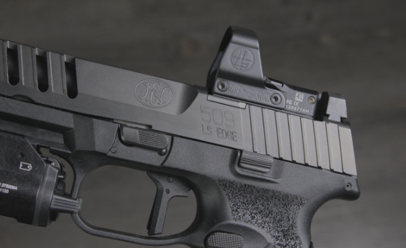 fn 509 with deltapoint pro