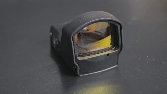 leupold deltapoint pro iso view