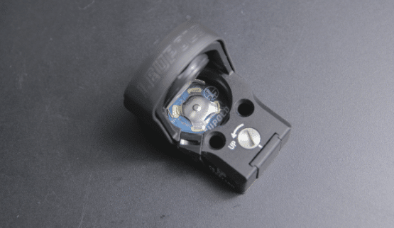 leupold deltapoint pro top view