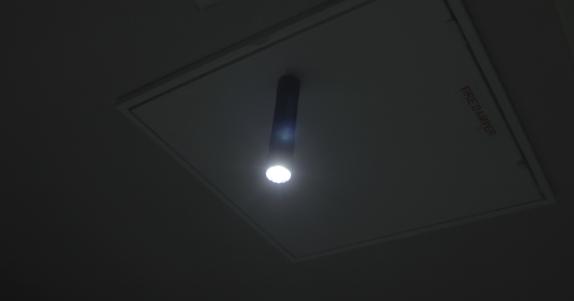 olight warrior mini 2 ceiling emergency light