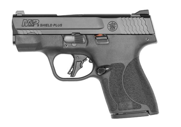 smith wesson m&p shield plus 9mm