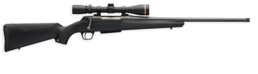 winchester xpr 350 leupold vx freedom