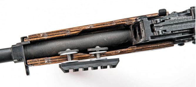 Ak wood handguard mount