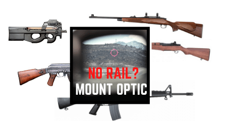 Read more about the article How To Mount A Scope On A Rifle Without A Rail