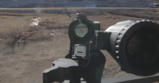 aimpoint with vortex micro 3x
