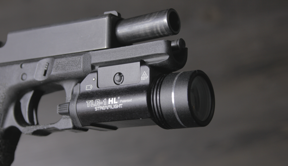 glock 17 with streamlight tlr 1 hl