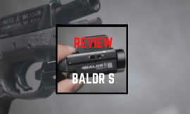 Review Olight BALDR S [NEW]