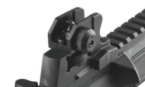 rear iron sight 8 3 battlesight zero